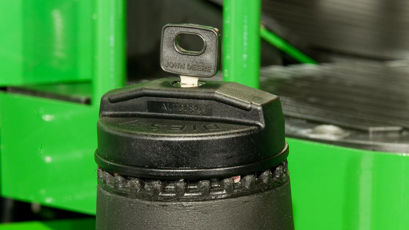 Tappi con serratura