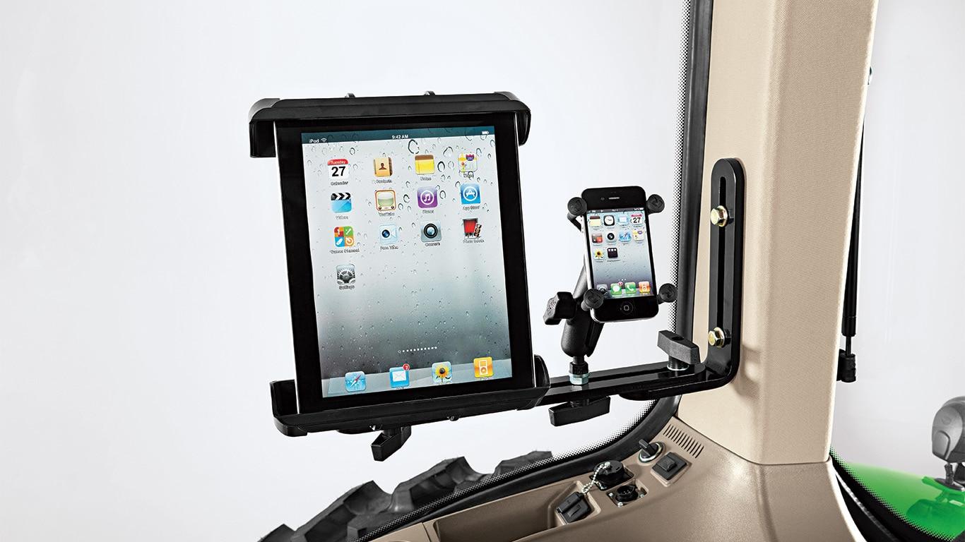 Supporto per dispositivi mobili e tablet