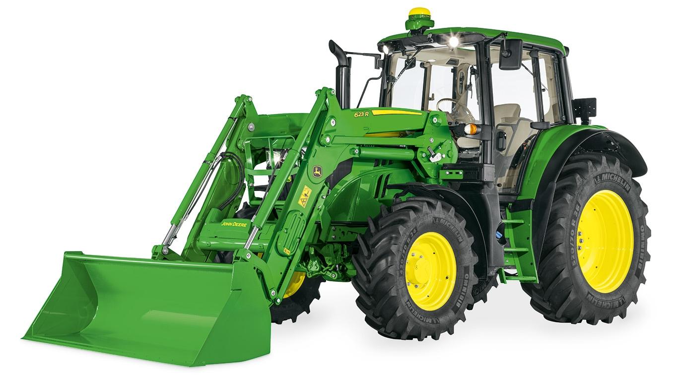PowerGard per trattori e caricatori frontali